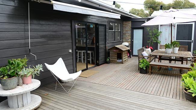 Lucy Miller's Highton home. Photos: M...