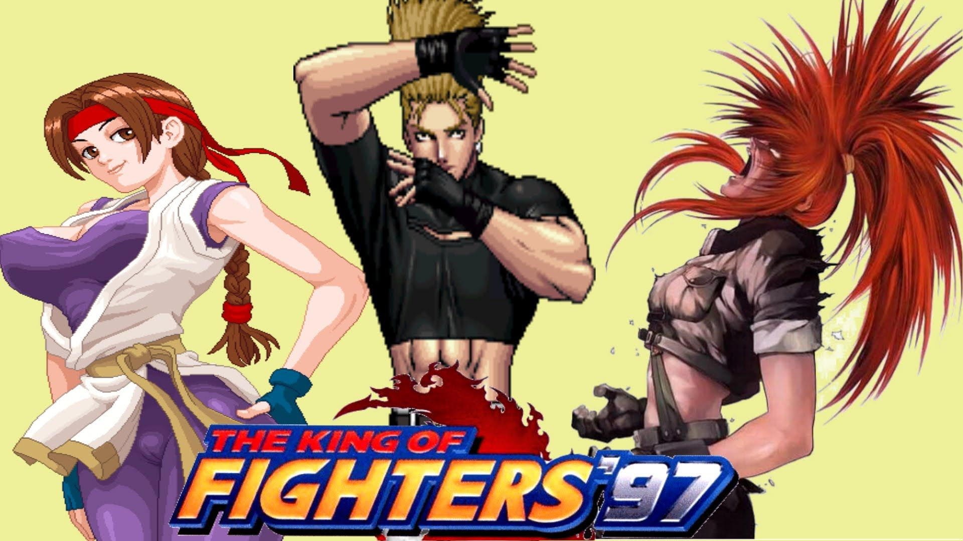 Download The King Of Fighters 97 Final Battle Android Games Apk