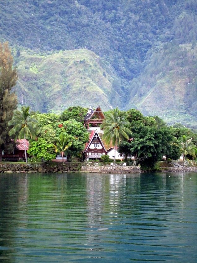 Samosir Tuk Tuk Tobameer Indonesi Reisreporter Nl Indonesie Meren Reizen
