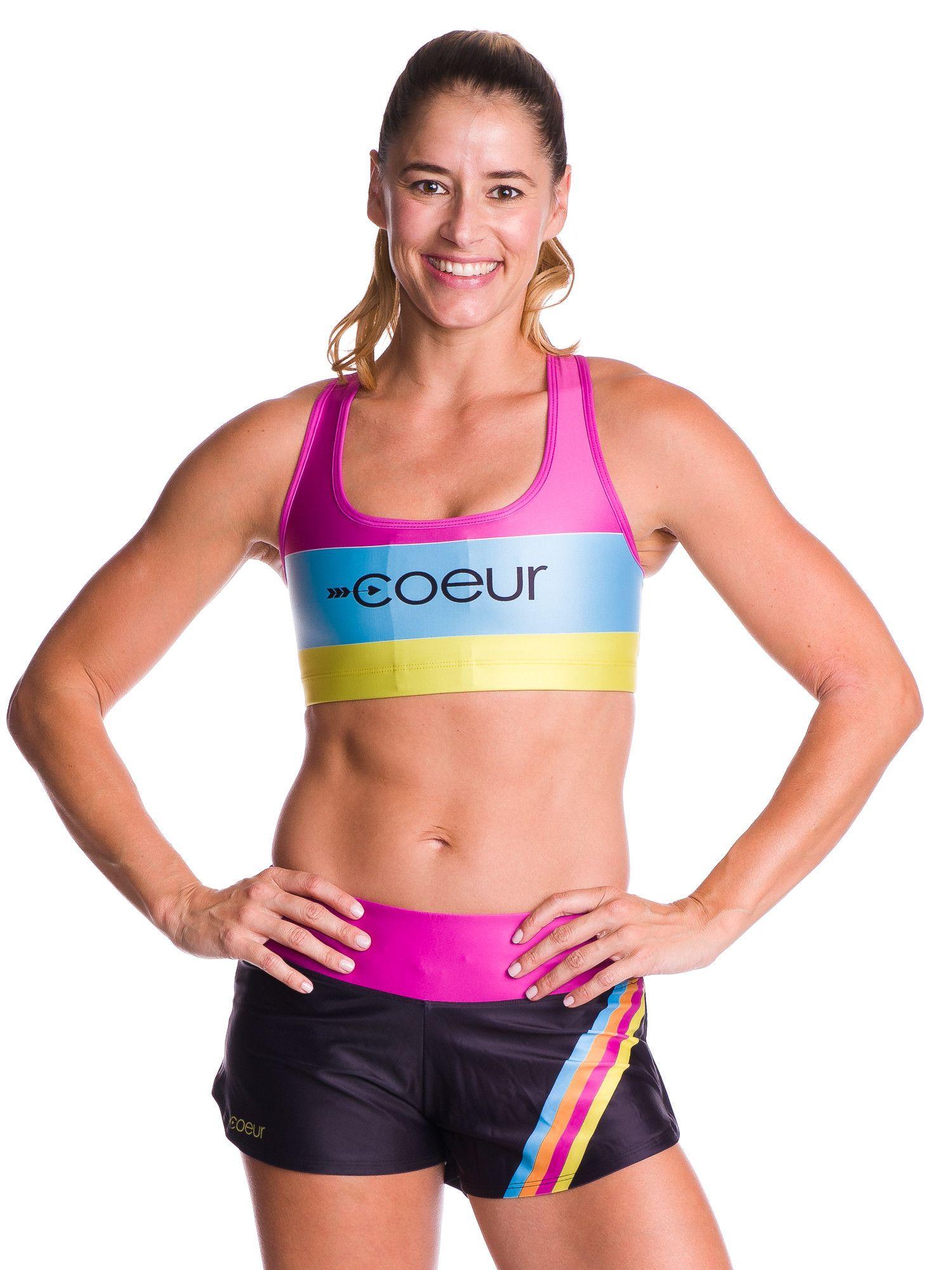 e6ec5378096 Women s Running Shorts in Island Vibe Design