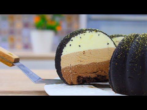 Шоколадный бисквит из белков рецепт 3