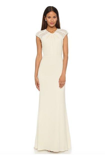 Stunning wedding dresses under 500