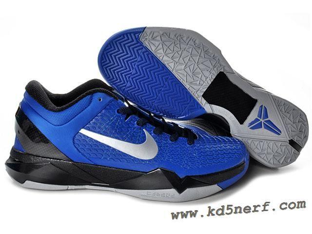 nike zoom kobe 7 elite shoes blue black gray 2013 nike kd 5