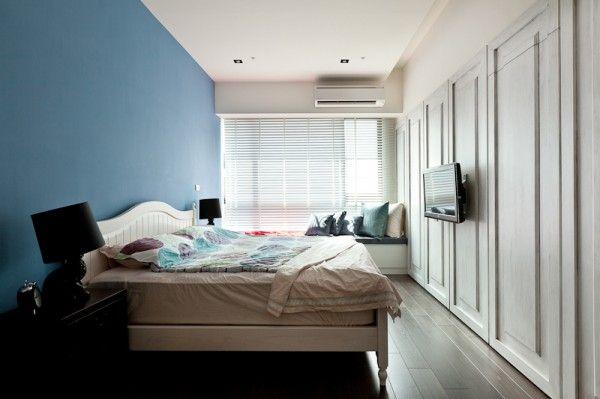 Stadt-Weiß und Schwarz-Modern Apartment Interior Design Modernes - wohnideen tv wand