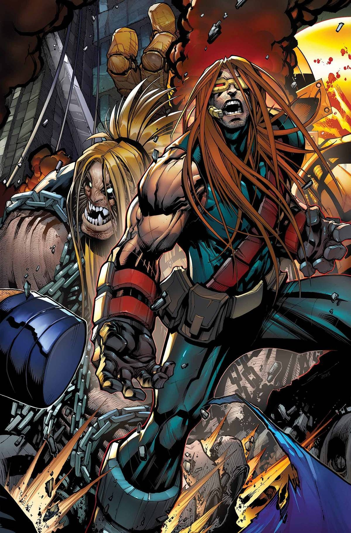 Age Of Apocalypse 3 Marvel Comics Marvel Comics
