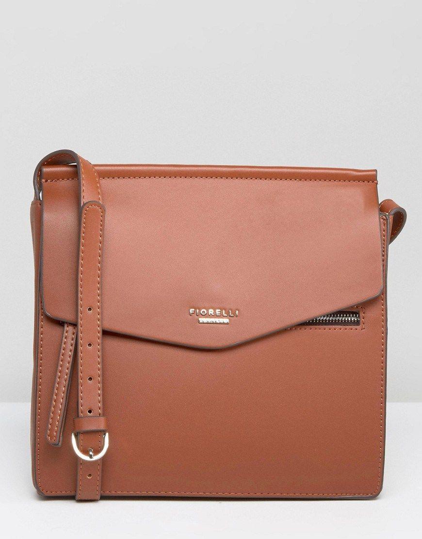 Fiorelli Mia Crossbody Bag Tan