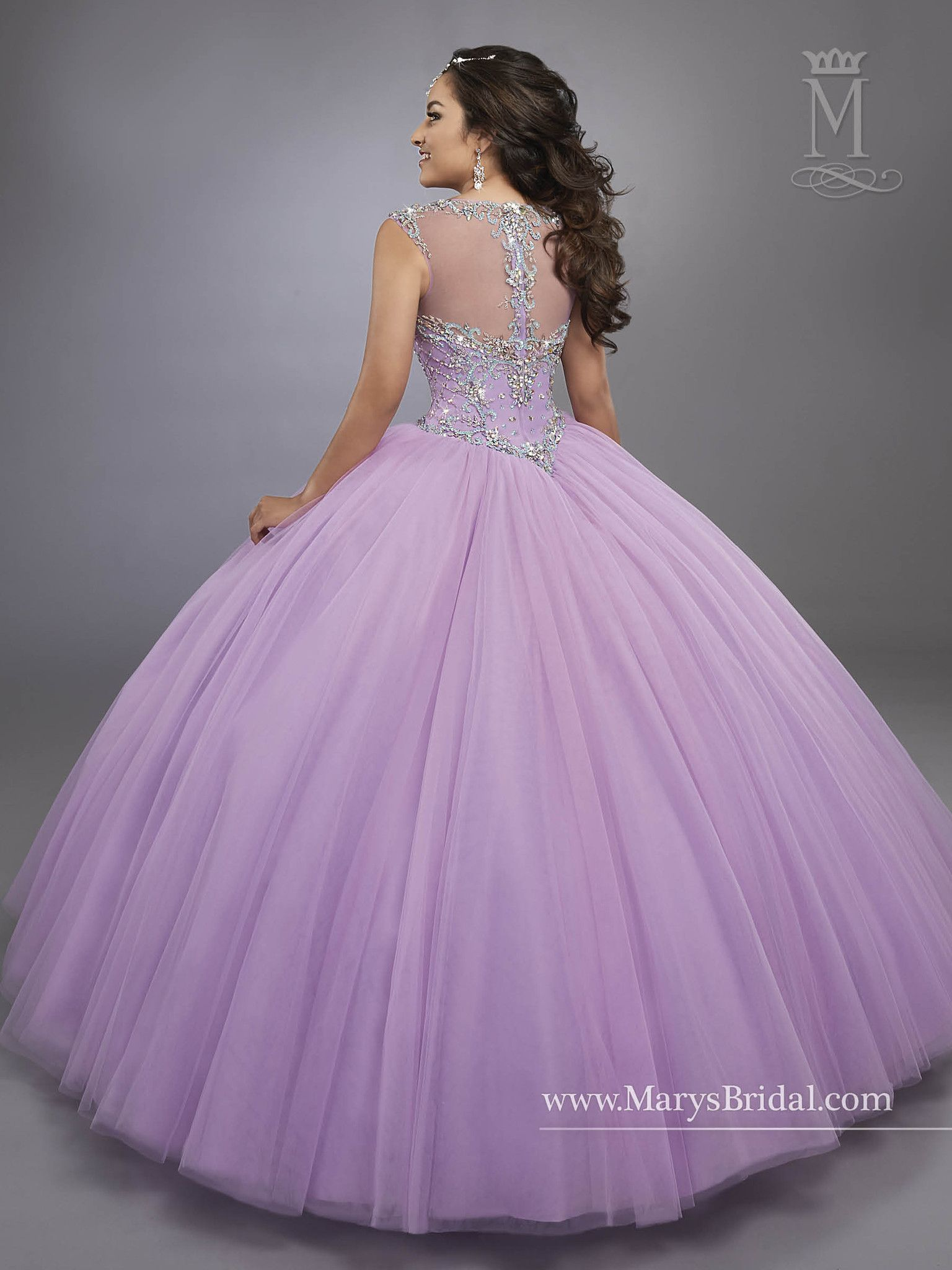 Mary\'s Bridal Beloving Collection Quinceanera Dress Style 4766 ...