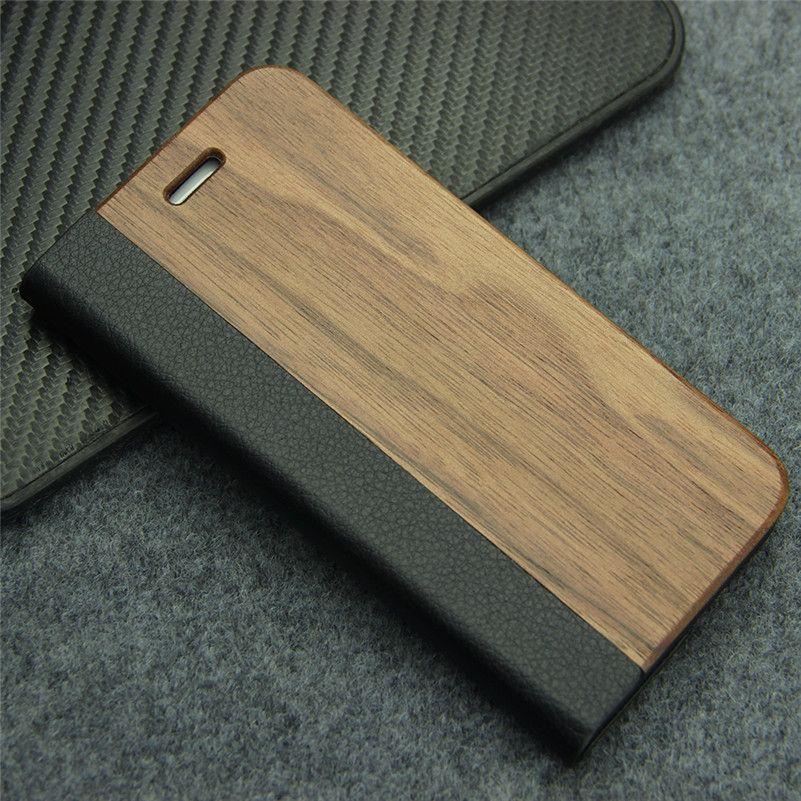 coque iphone 8 wooden