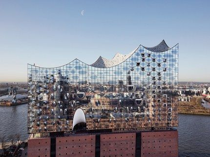 Inside the Elbphilharmonie, the World's Next Great Music Venue