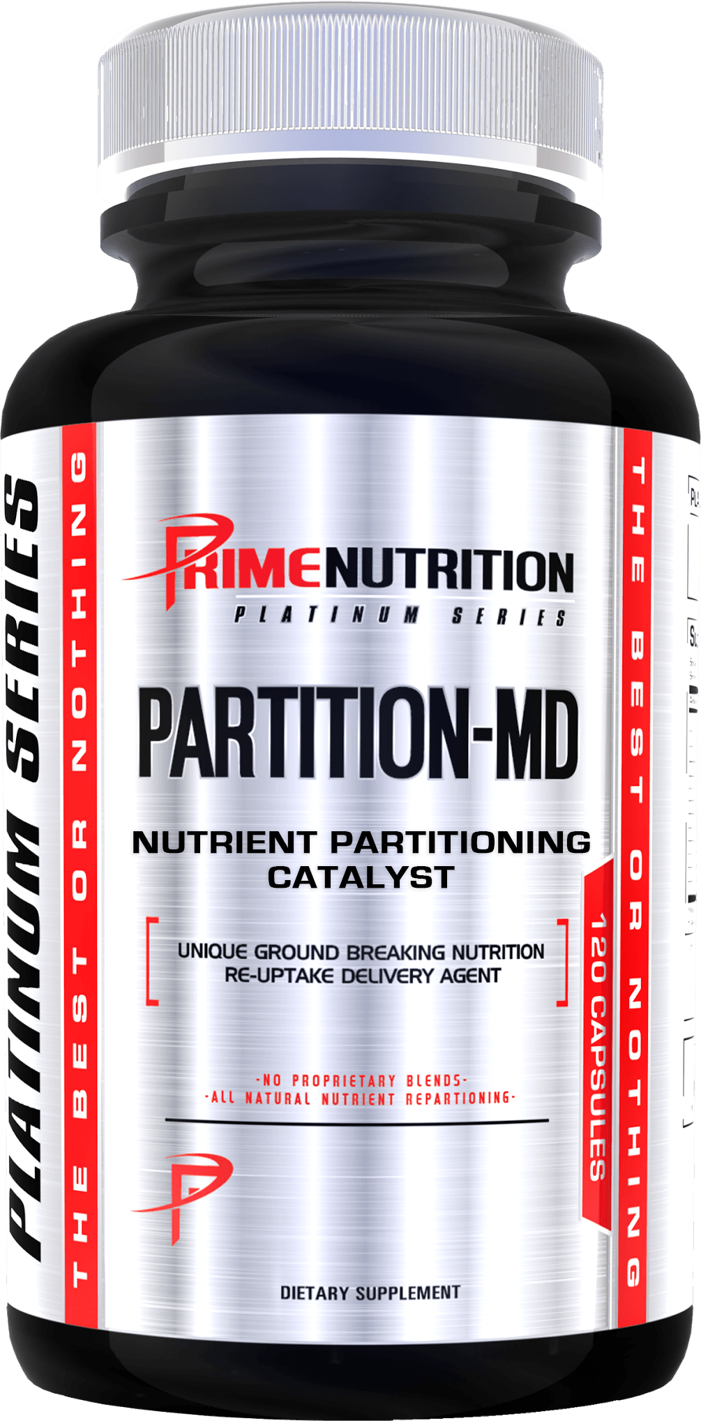 Prime Nutrition​'s Partition-MD is coming out soon: https://blog.priceplow.com/supplement-news/prime-nutrition-partition-md  This is a *nutrient partitioner*, something we absolutely love with carbs but don't write enough about. Anyone into this kind of supp? #PartitionMD