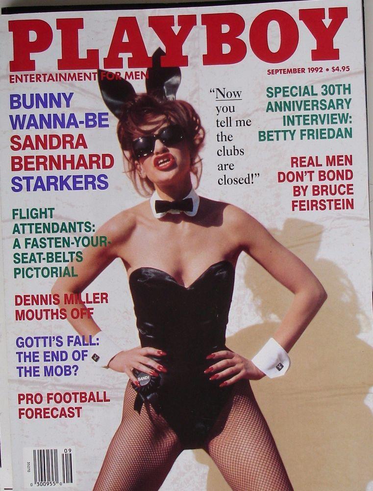 playboy Sandra bernhard nude