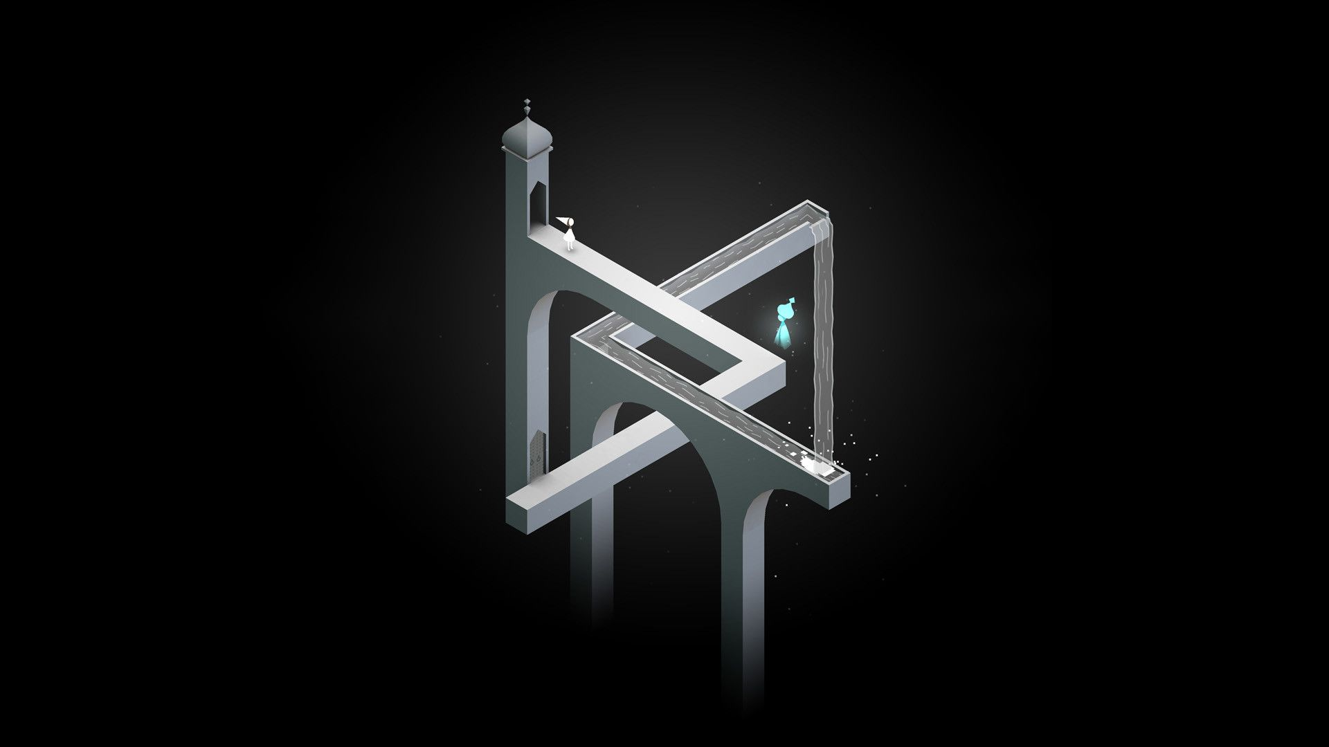 1920x1080 Monument Valley Game Wallpaper Google Search Monument Valley Game Valley Game Monument Valley