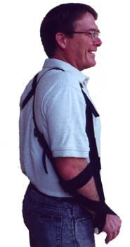 Aider Bobath Sling For Stroke And Hemiplegia Shoulder Dislocation Or