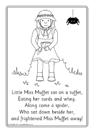 Image result for nursery rhyme colouring pages (With