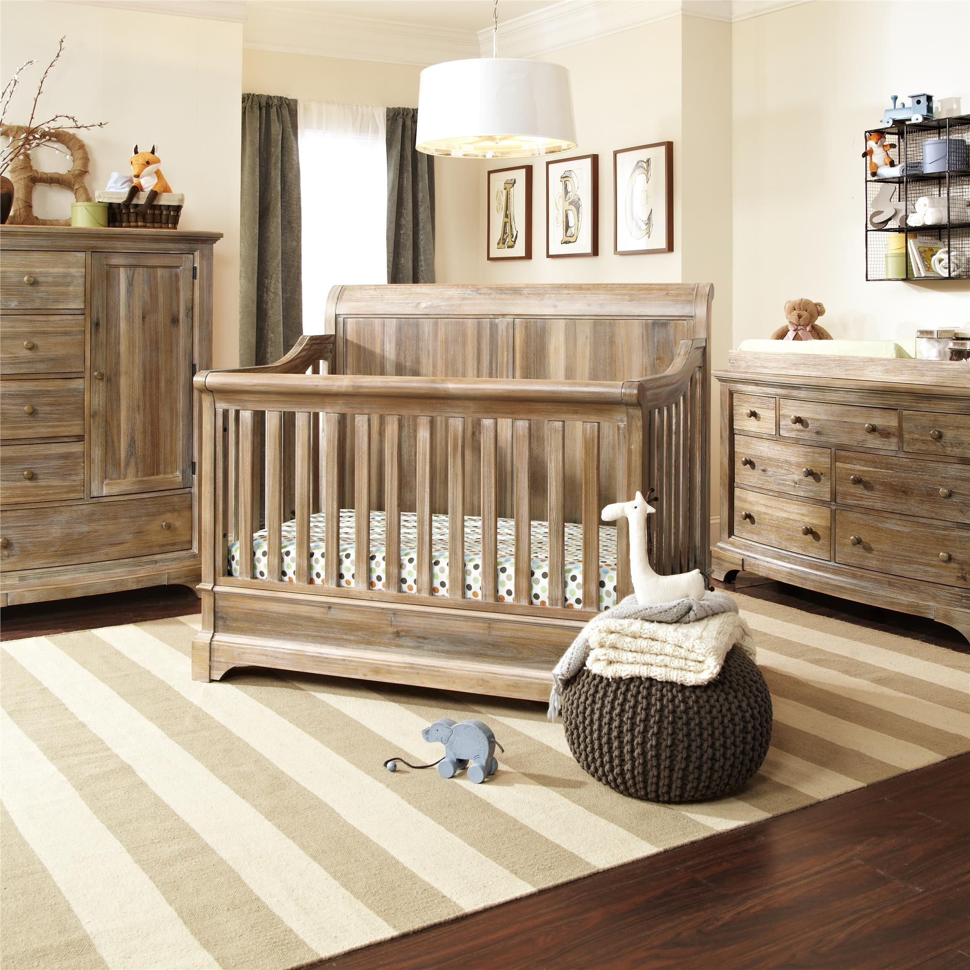 years crib cots and hideaway room image early natural finish from baby compact mats