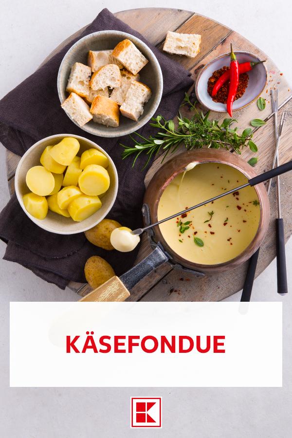 Einfache Gerichte Schnelle #cheesefondue Käsefondue ist schnell zubereitet un…