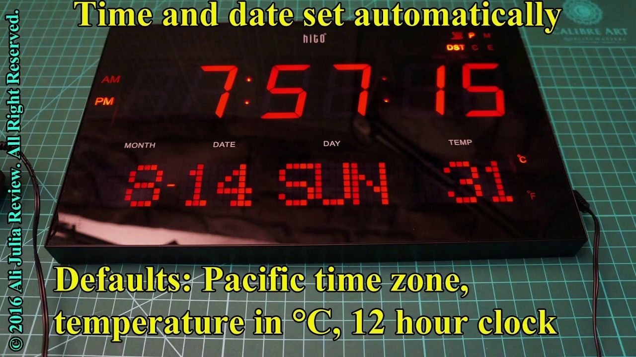 Extra Large Atomic Wall Clocks Httpbleeckerstreetbeat
