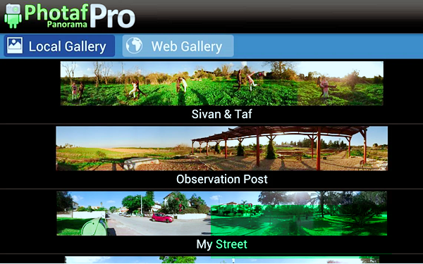 Photaf Panorama Pro Is Best 360 Degree Camera Apps For Android Camera Apps Photo Apps 360 Degree Camera