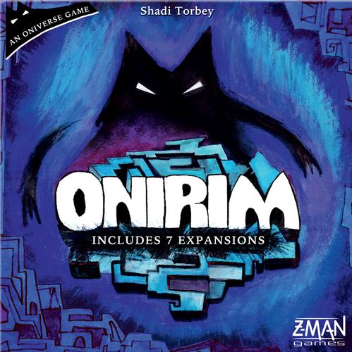 Onirim Second Edition 7 2 Bgg Rating Game Kaarten Spelborden