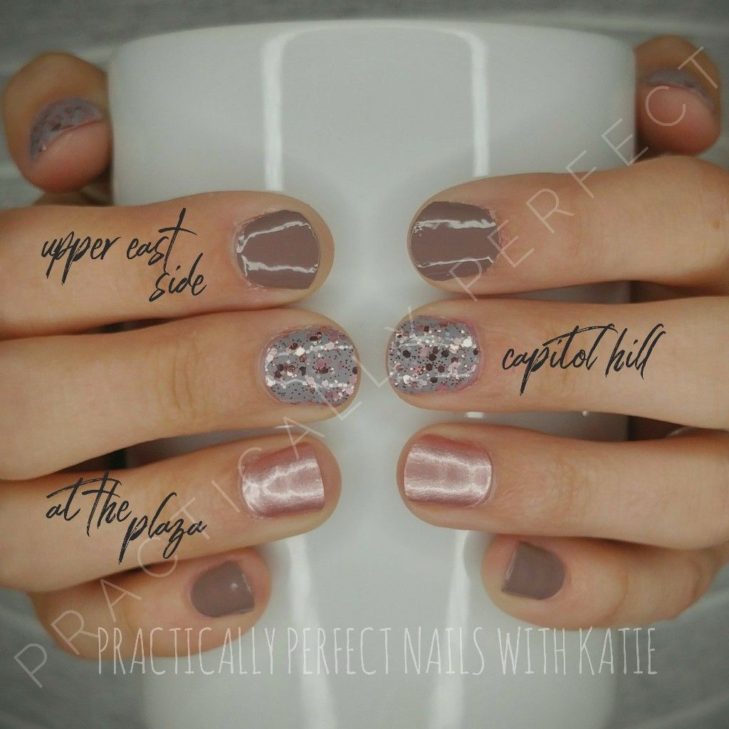 Color Street Is 100 Nail Polish Strips That Can Be Applied In