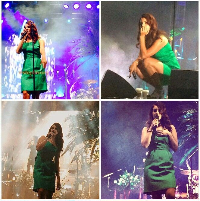 Lana Del Rey at Hollywood Forever Cemetery #LDR