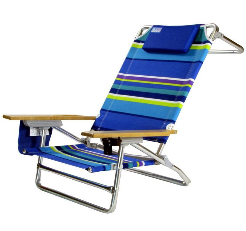 Where To Buy Beach Chairs Eames Uk Garden Furniture Outdoor Oxford Fabric Foldable Deck Chair