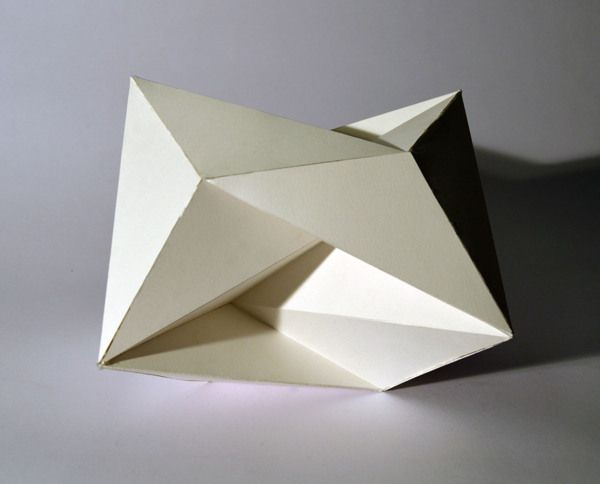 Pin by vicky victoria on art pinterest architecture for Architecture origami