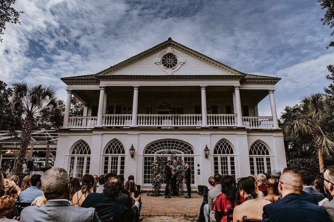 Tommy & Anthony's Wedding at Lowndes Grove — A Lowcountry