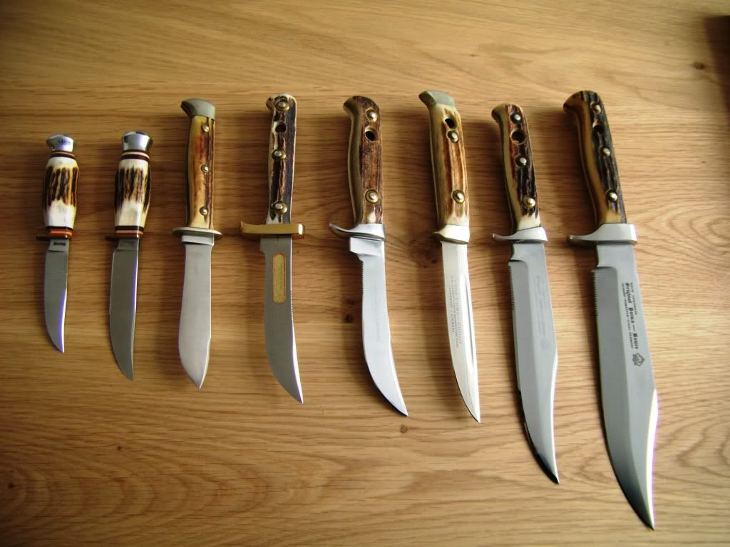 Top Old Fashion Folding Knives
