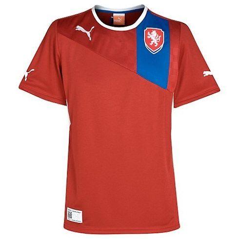 La selección de la República Checa Eurocopa 2012 Camiseta futbol  633  -  €16.87   Camisetas de futbol baratas online! a2810f3fe68ca