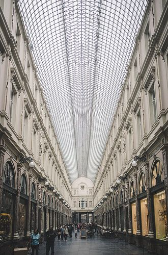 Galeries Royales Saint Hubert Bruxelles 150 365 With Images