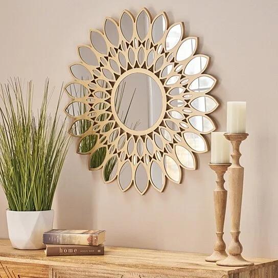 42++ Gold wall mirror decor ideas in 2021