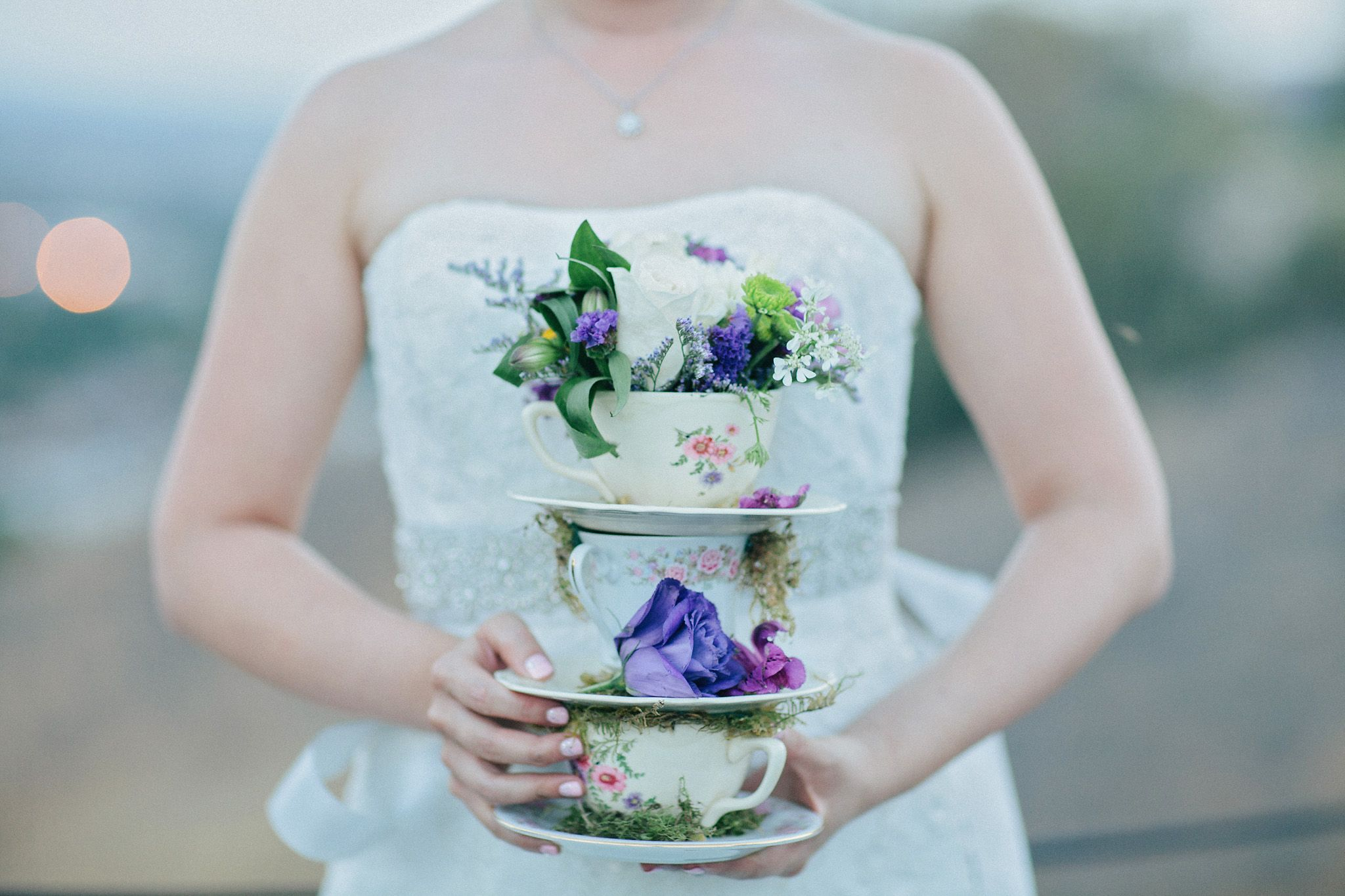 Enjoy A Cup Of Tea With Disneys Alice In Wonderland Inspired Bridal