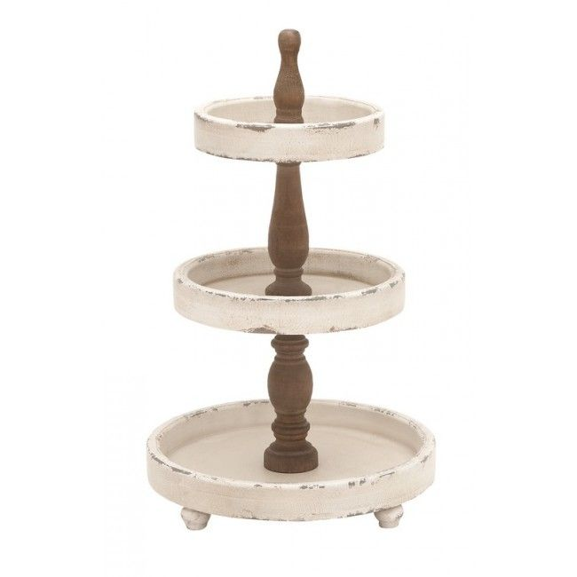 Uma Wood 3 Tier Tray 25 H 15 W 20401 Tiered Tray Stand Tray Decor Wood Tray