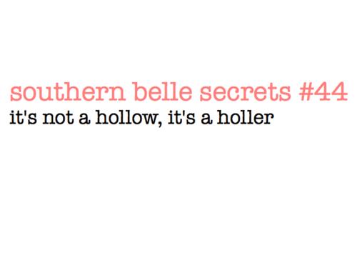 southern belle secrets #44
