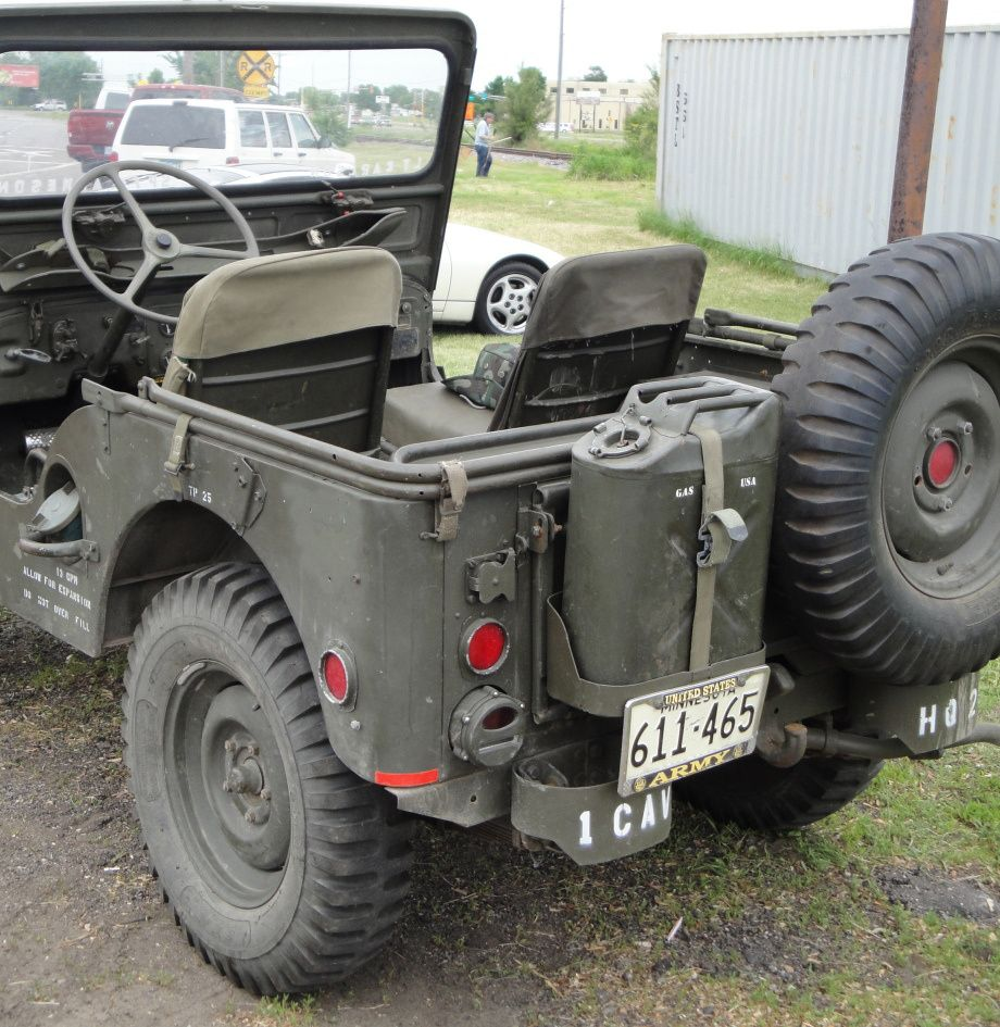Jeep Car Wallpaper: A Few Willys Jeeps In High Res (57 HQ Photos)