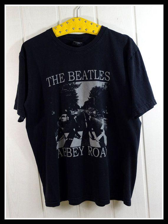 Vintage The Beatles Abbey Road Shirt T L