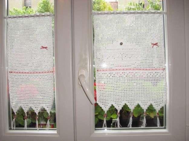 Cortinas de cocina fotos de dise os cortinas para la - Que cortinas poner en la cocina ...