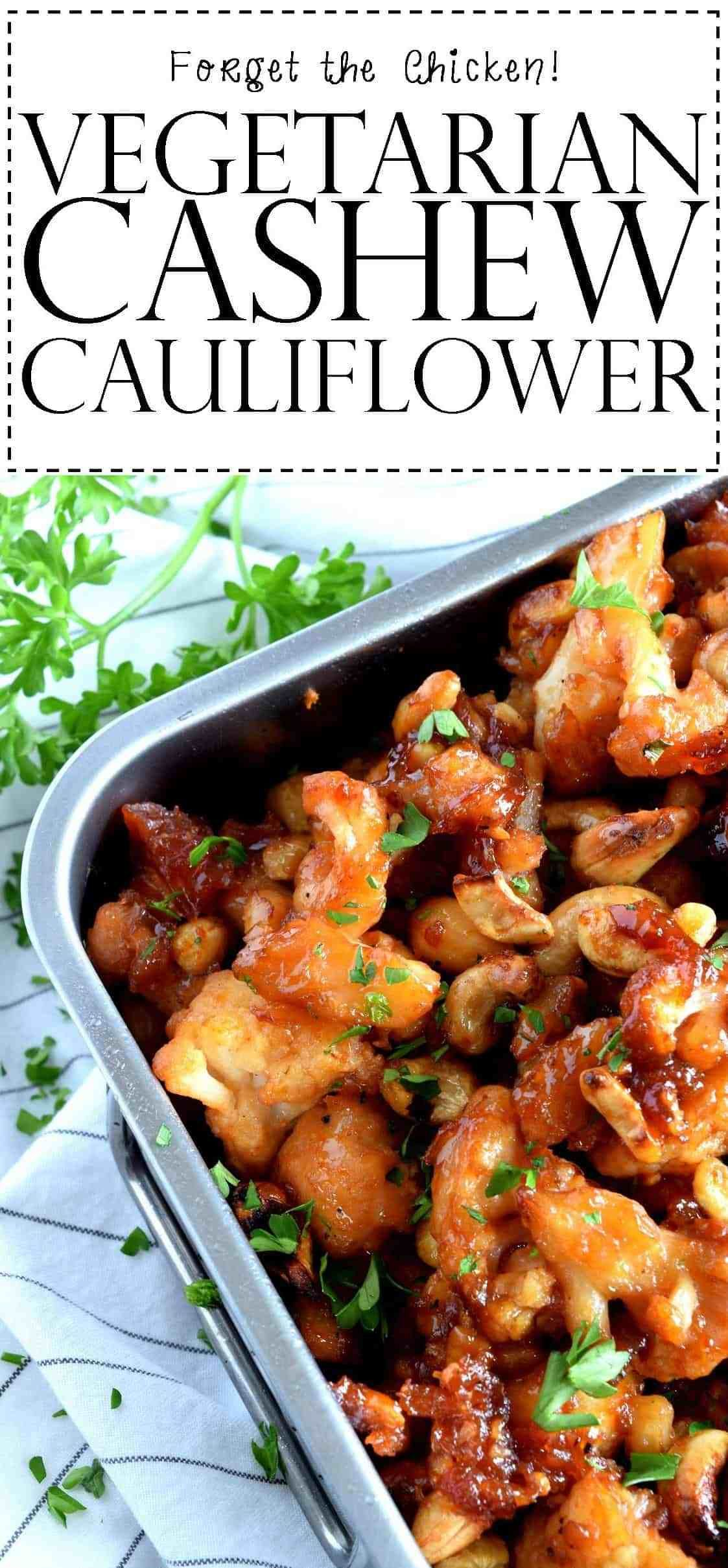 Vegetarian Cashew Cauliflower Lord Byron S Kitchen Vegan Cauliflower Recipes Vegetarian Entrees Vegetarian Recipes