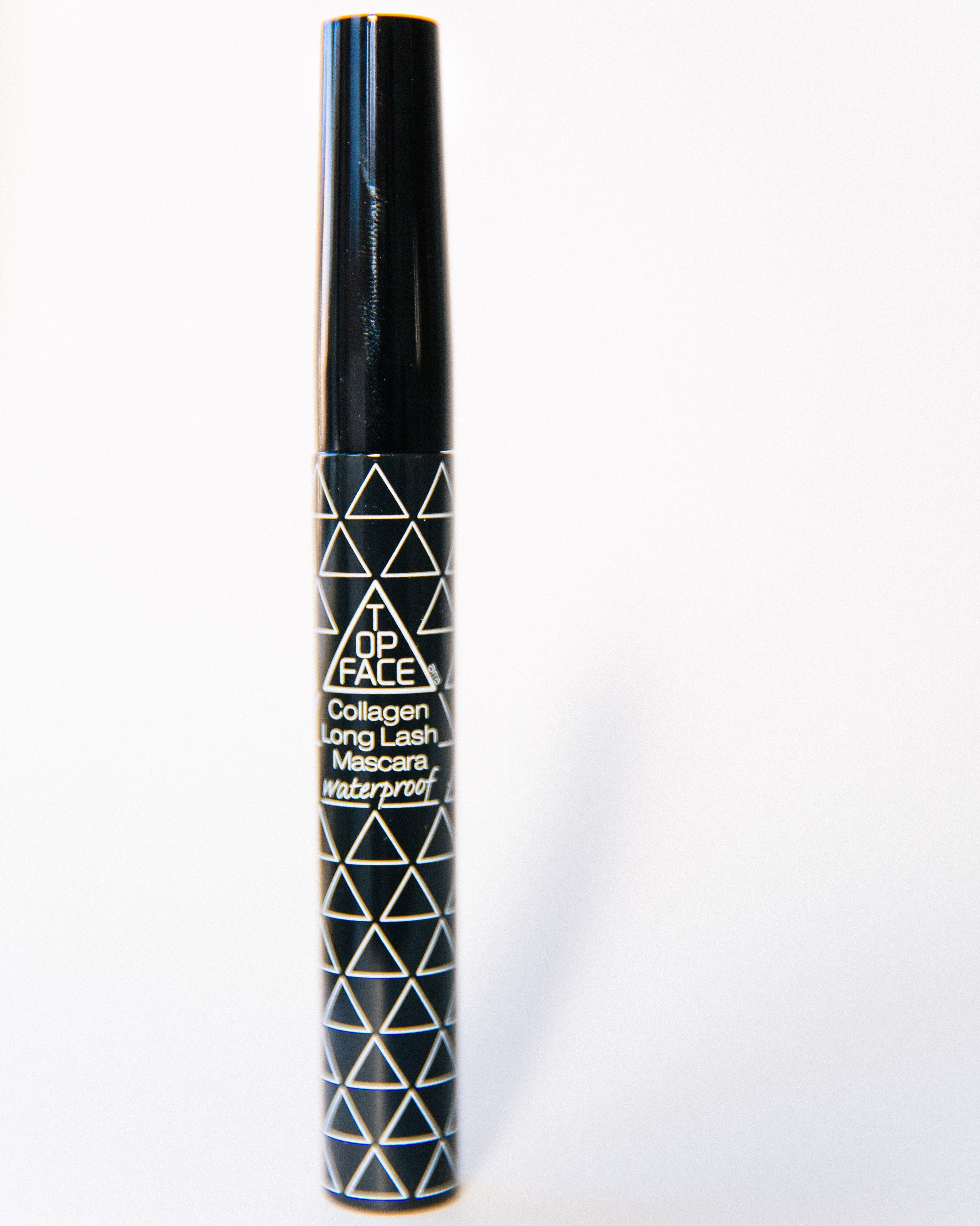 64690af5261 Not just your average mascara! This black waterproof mascara is infused  with goodness of collagen for our lashes to keep them healthy and strong.