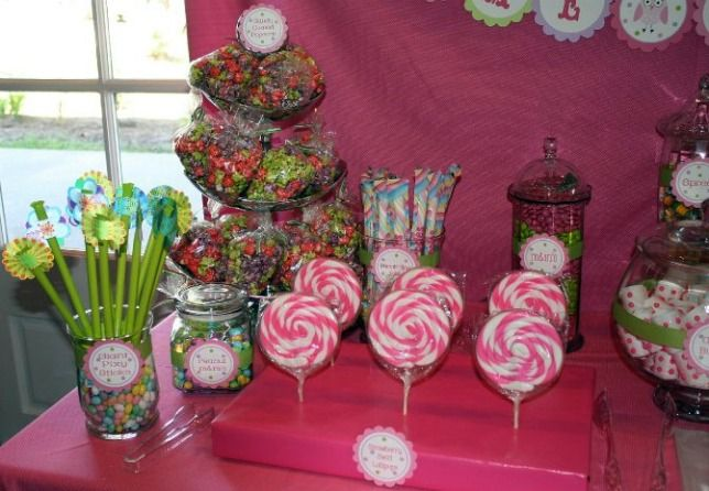 find this pin and more on dessert and candy buffet candy buffet ideas for birthday party