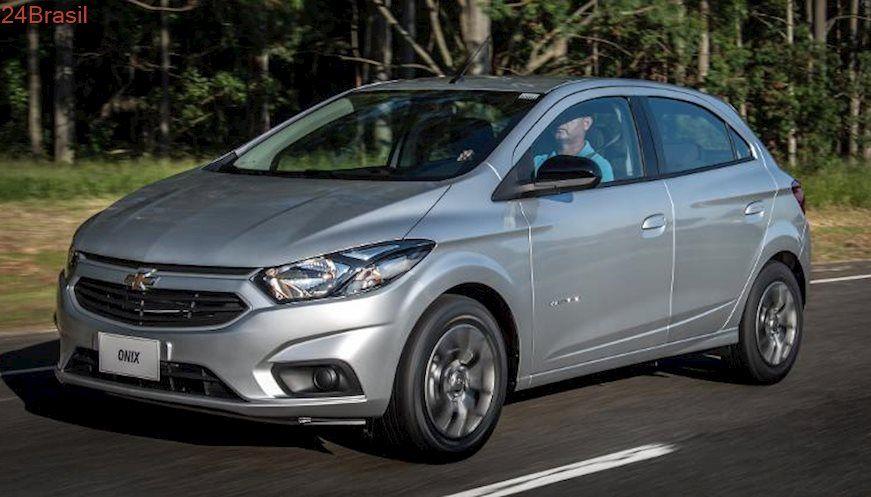 Campeao De Vendas Ha 4 Anos Chevrolet Onix Leitor Sugere Mudancas Para A Nova Geracao Do Carro Carro Mais Vendido Carro Onix E Carros