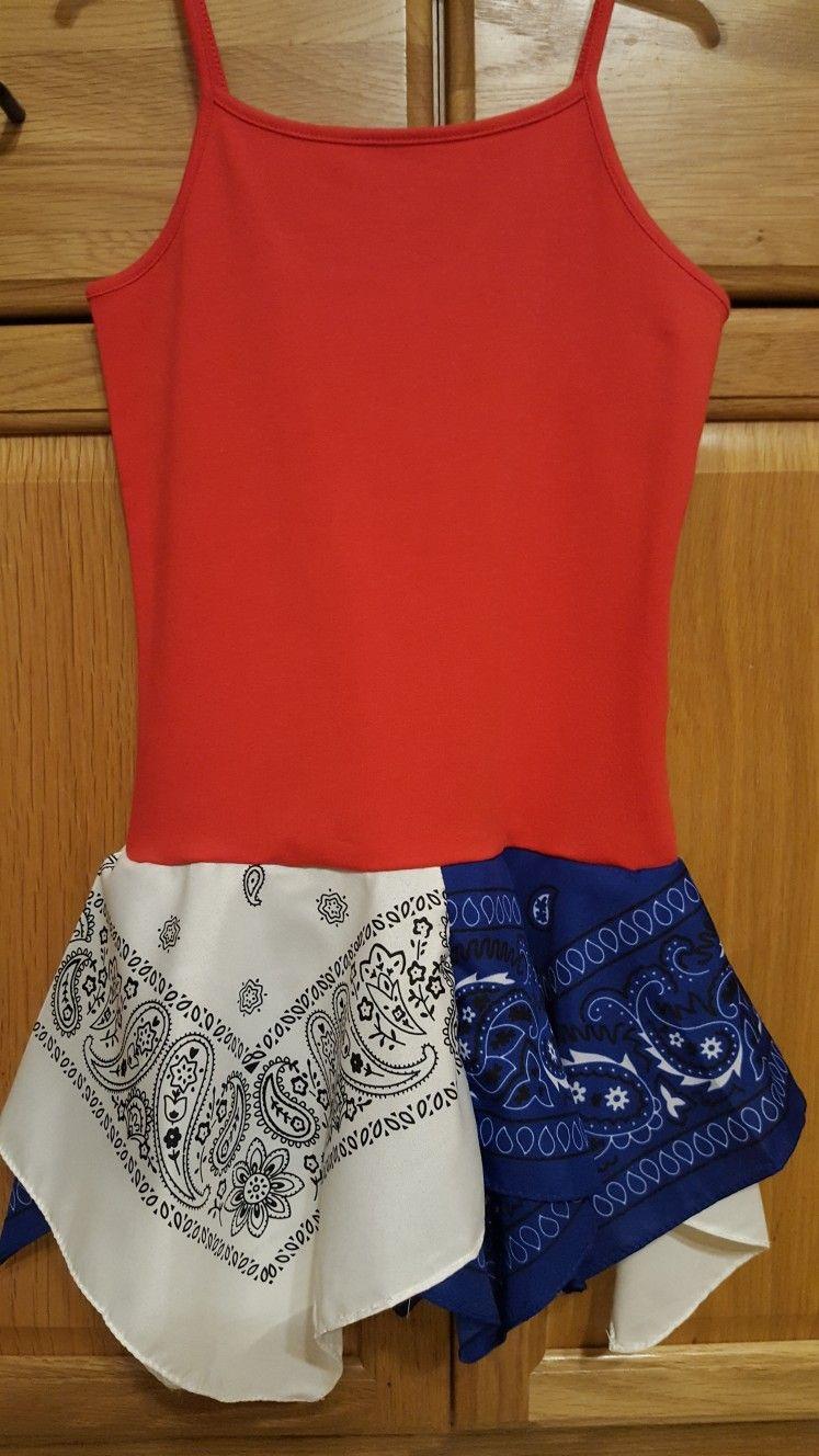 Bandana dress by lil sassafras boutique clothes