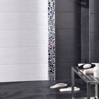 Carrelage Mural Et Sol Pour Refaire Sa Salle De Bain - Refaire mur salle de bain