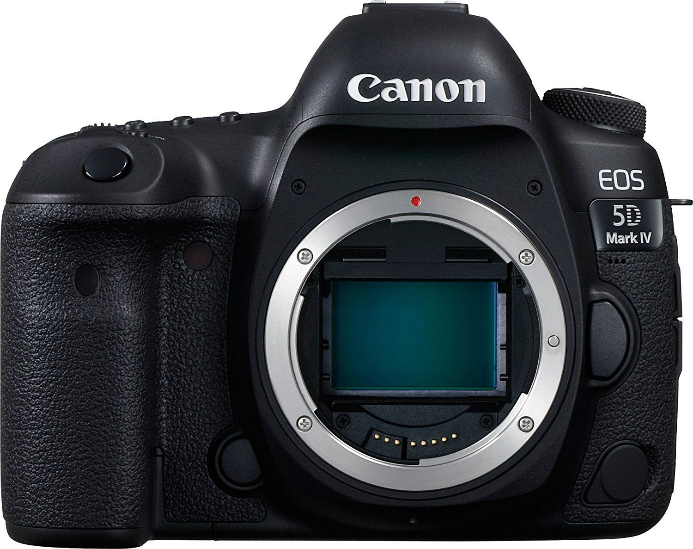 Check out the [Canon EOS 5D Mark IV Full Frame Digital SLR Camera ...