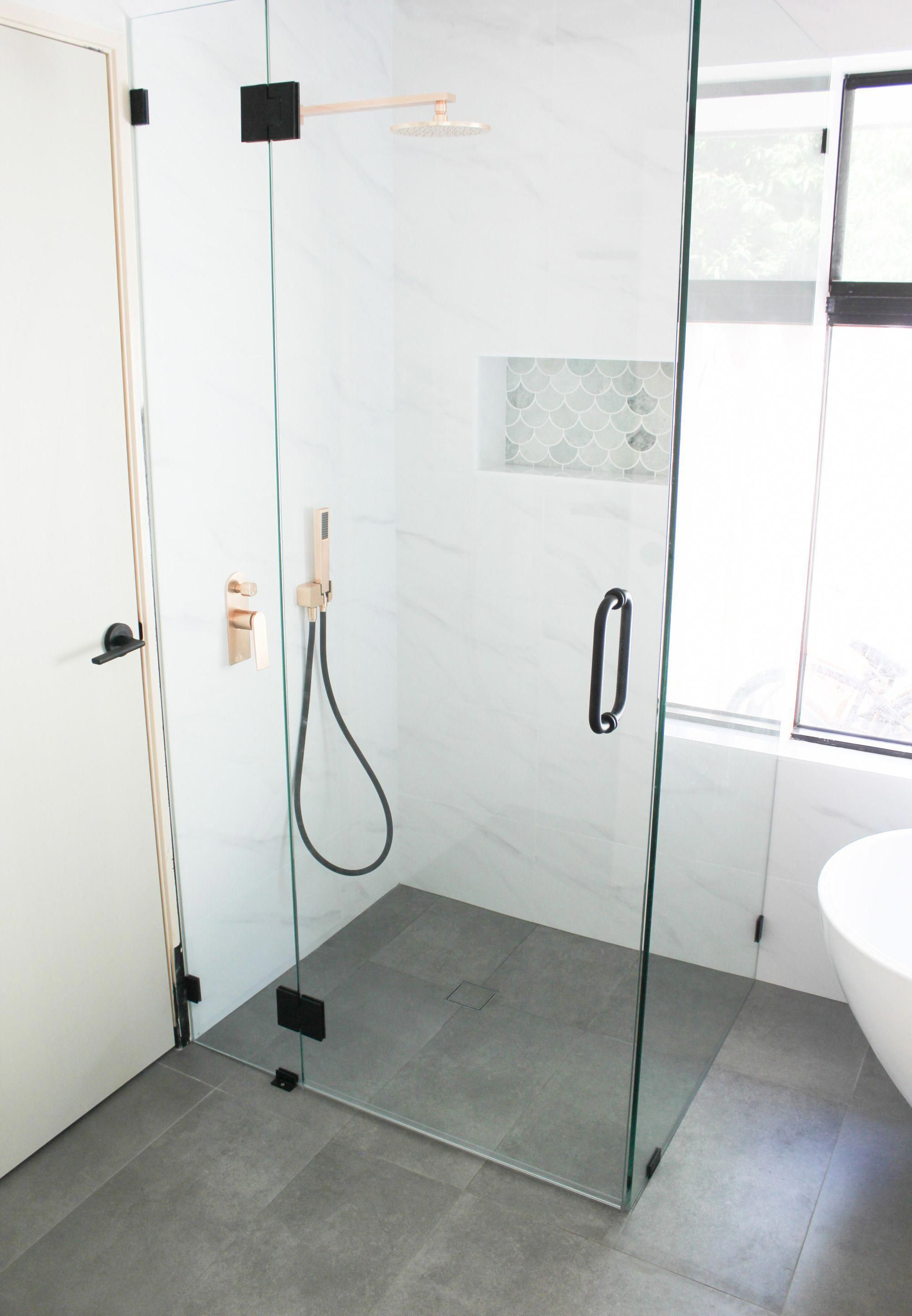 Shower Recess - Tips and Tricks - Small Bathroom ...