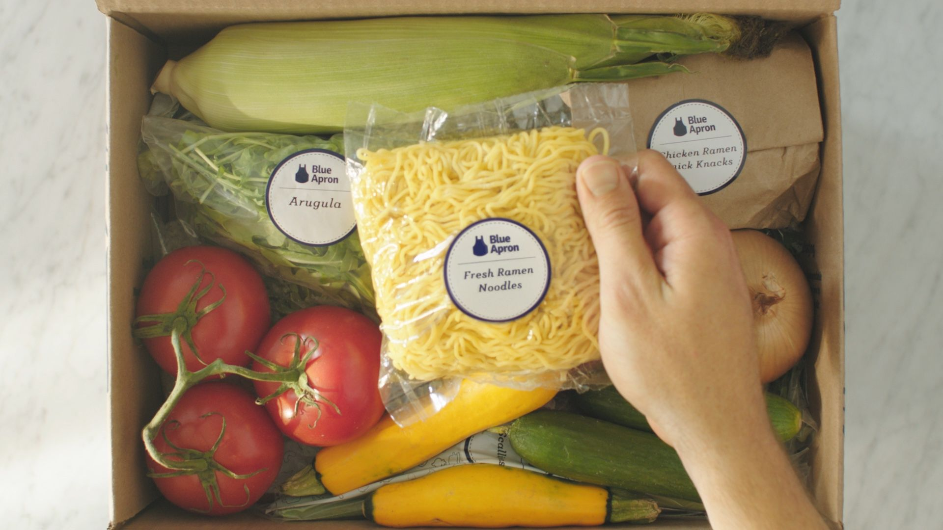 Blue apron arlington