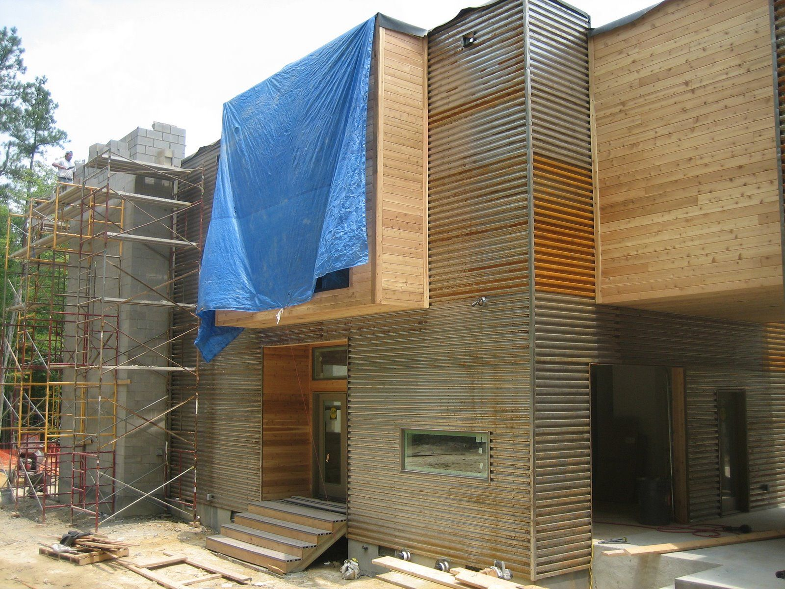 Metal Siding For Exterior Of House June 10 20 Photos Of