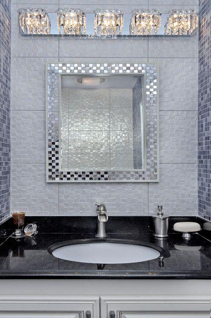 Bathroom Light Fixtures Nyc  Pinterdor  Pinterest  Bathroom Pleasing Crystal Vanity Lights For Bathroom Review