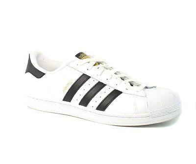 best website d012e f6c76 Adidas SuperStar Black White Shoes Mens size 10 M  80 Woman Outfits, New  Shoes